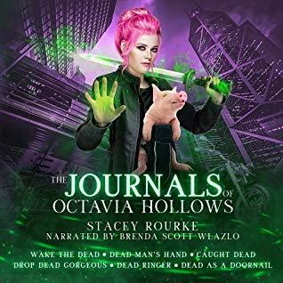 The Journals of Octavia Hollows: Books 1-6