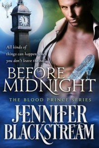 Review: Before Midnight (Blood Prince Series #1) by Jennifer Blackstream