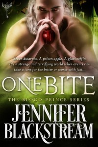 Review: One Bite (Blood Prince Series #2) by Jennifer Blackstream