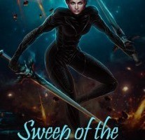 book cover for Innkeeper Chronicles book 4 - Sweep of the Blade by Ilona Andrews
