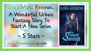 Featured Image - Innkeeper Chronicles 1 - Clean Sweep - Ilona Andrews