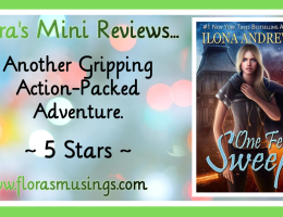 Featured Image - Innkeeper Chronicles 3 - One Fell Sweep - Ilona Andrews