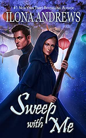 book cover for Innkeeper Chronicles 4.5 - Sweep With Me - Ilona Andrews