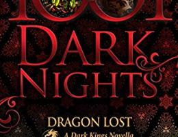 book cover for 1001 Dark Nights - Dragon Lost by Donna Grant