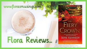 full ARC review for The Fiery Crown by Jeffe Kennedy
