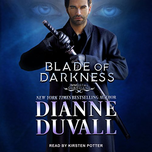audiobook Blade of Darkness by Dianne Duvall narrator Kirsten Potter