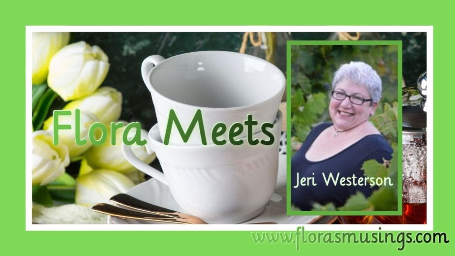 Featured Image - Author Q&A - Jeri Westerson