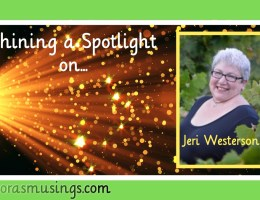 Featured Image for Shining a Spotlight on Jeri Westerson