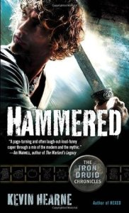 Review: Hammered (The Iron Druid Chronicles #3) by Kevin Hearne