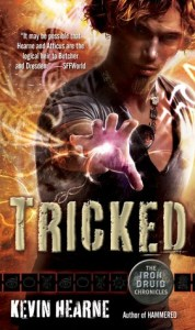Review: Tricked (The Iron Druid Chronicles #4) by Kevin Hearne #2020AudiobookChallenge