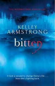 book cover for Otherworld 1 - Bitten by Kelley Armstrong