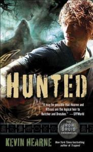 Review: Hunted (The Iron Druid Chronicles #6) by Kevin Hearne #2020AudiobookChallenge