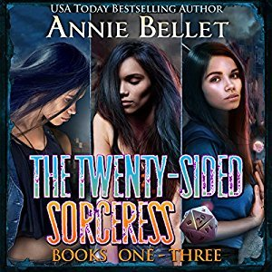 Review: Twenty-Sided Sorceress Box Set (Books 1-3) by Annie Bellet