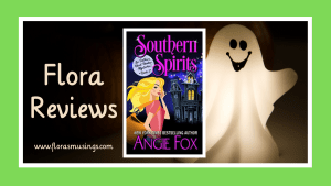 Featured Image - Southern Ghost Hunter Mysteries 1 - Southern Spirits by Angie Fox