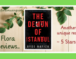 Featured Image - The Demon Series 2 - The Demon of Istanbul by Ayse Hafiza