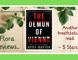 Featured Image - The Demon Series 5 - The Demon of Vienna by Ayse Hafiza