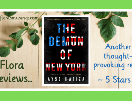 Featured Image - The Demon Series 6 - The Demon of New York by Ayse Hafiza