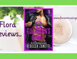 ARC Featured Image - Dark Protectors 12 - Guardian's Grace by Rebecca Zanetti