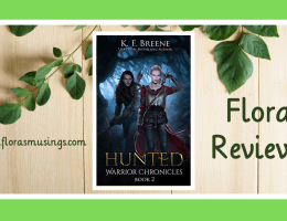 Featured Image - Warrior Chronicles 2 - Hunted by K. F. Breene