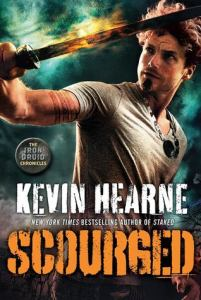 Scourged (The Iron Druid Chronicles #9) by Kevin Hearne – Audiobook Review