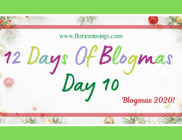 Featured Image - 12 Days Of Blogmas - Day 10