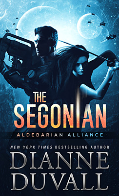 book cover for Aldebarian Alliance 2 - The Segonian by Dianne Duvall
