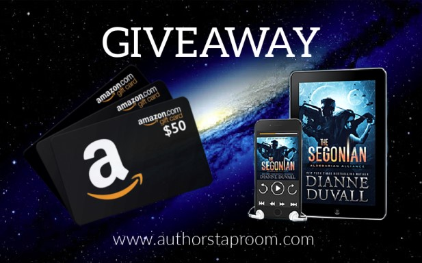 image for BlogTour Giveaway - Aldebarian Alliance 2 - The Segonian by Dianne Duvall