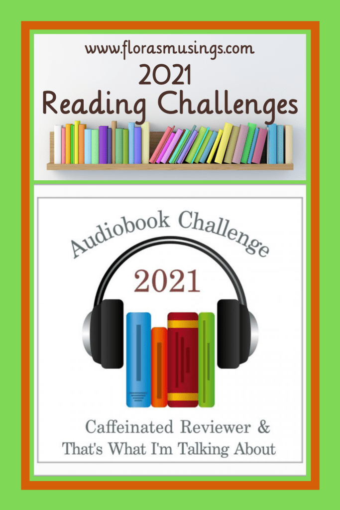 Pinterest Pin - 2021 Audiobook Challenge (1)
