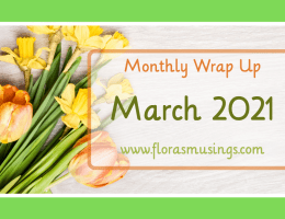 1200x675 Featured Image - 2021 Monthly Wrap Ups - March