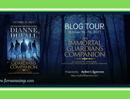 Featured Image - Blog Tour for An Immortal Guardians Companion by Dianne Duvall