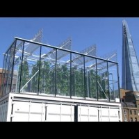 GrowUp Aquaponic Urban Farm in London