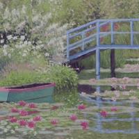 Coulisses d'un jardin de peintre : André Van Beek