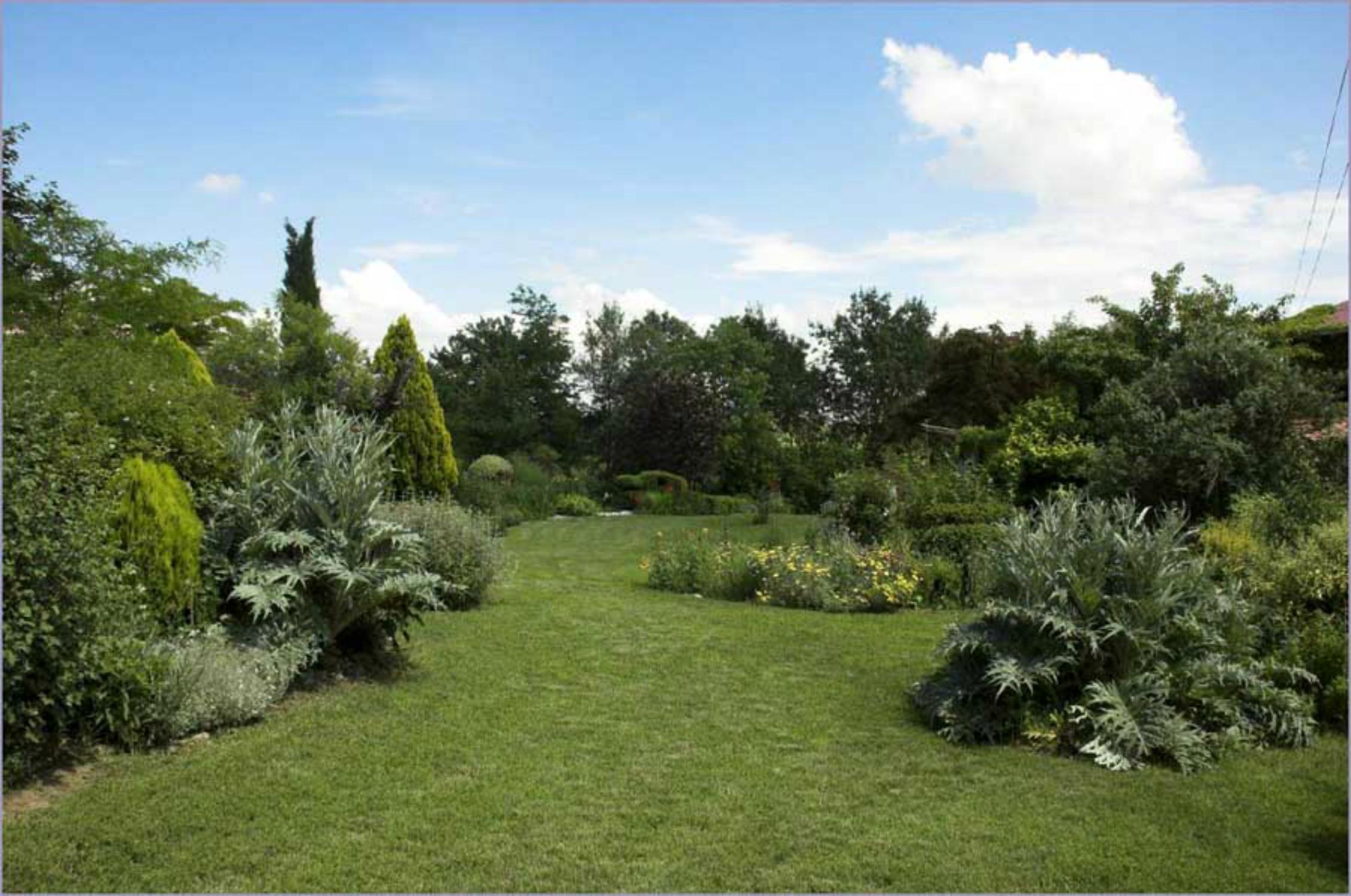 Jardin Jardinier Midi-Pyrénées : En Galinou