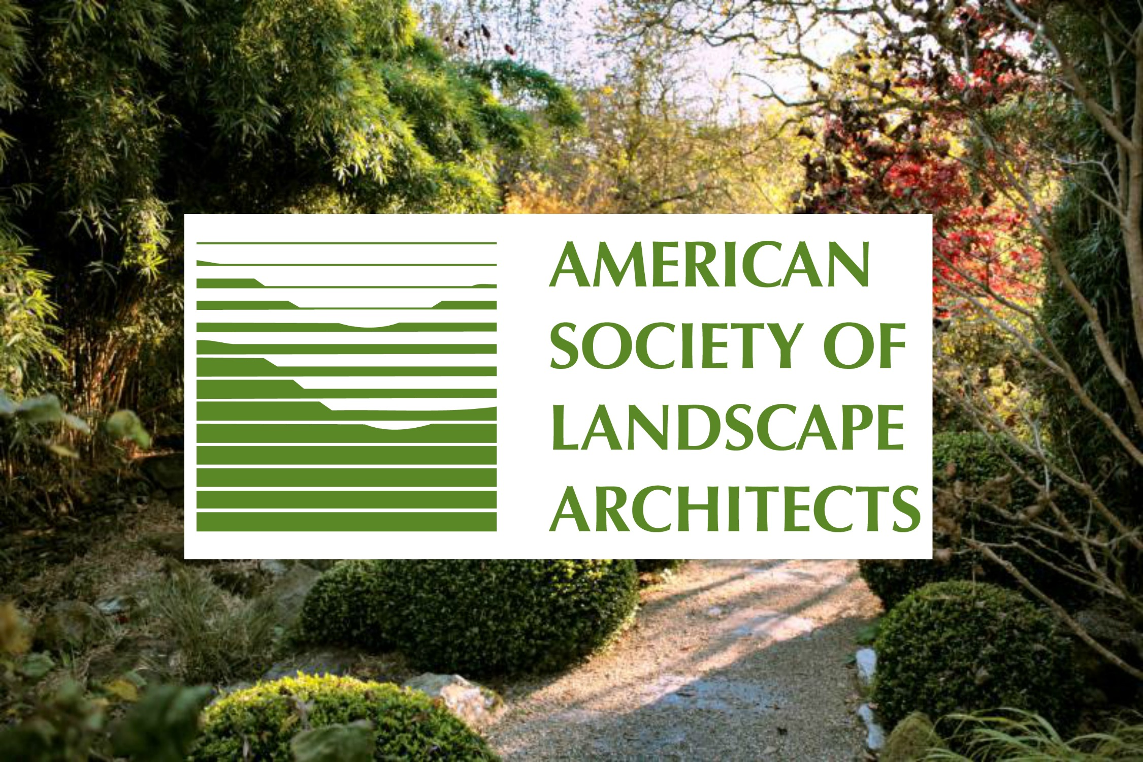 ASLA 2016 Award Winners