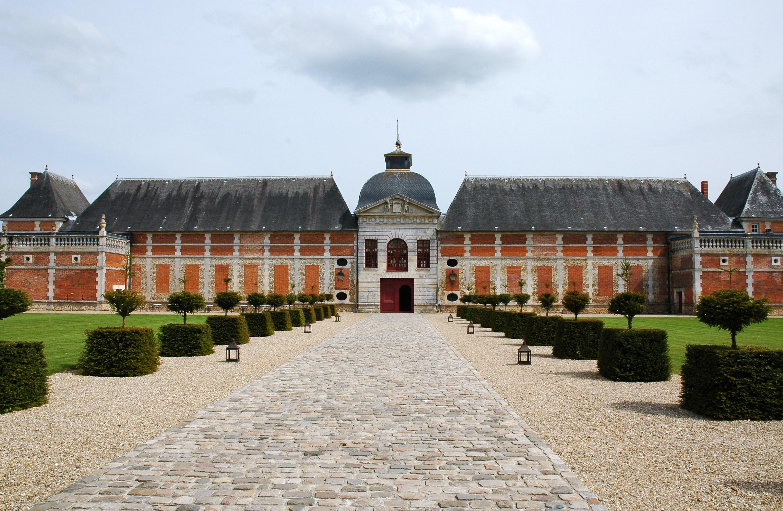 Jardins de Normandie: Champs de Bataille
