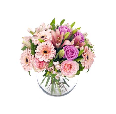 bouquet fleurs Elégance