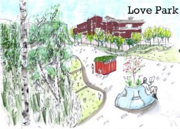 Sheffield's Riverside Business Park - Conceptual Design 8