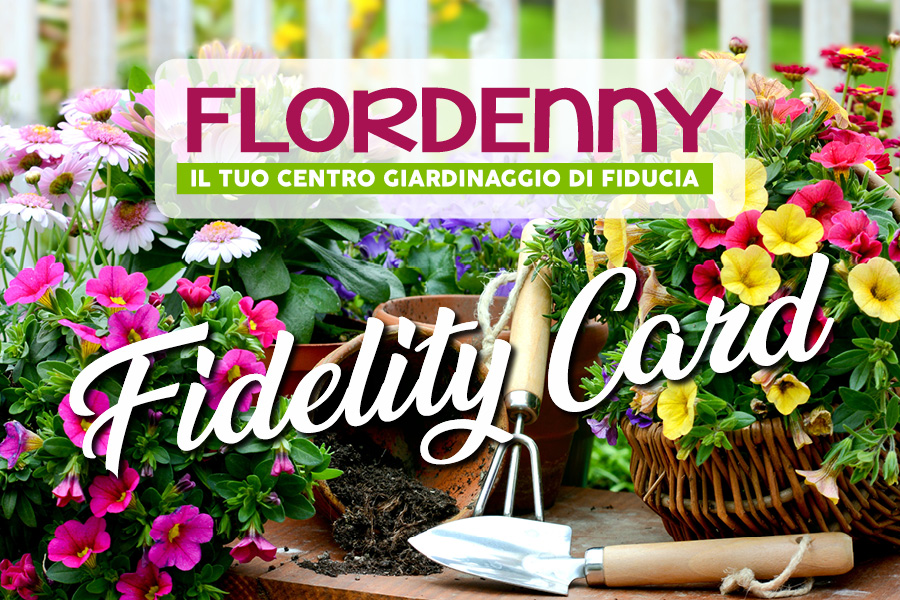 Flordenny Card