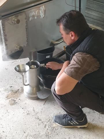 Distillatiion huiles essentielles Nébuleuse