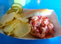 Bought it: Lobster Roll from Chauncey Creek, Kittery Point