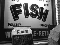 Saw it: Wholey Sea Food, Pittsburgh