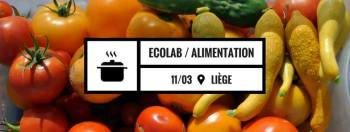 Ecolab #13 // Alimentation : manger plus sain, local, équitable