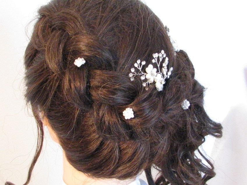 tresse attache mariage florence coiffure