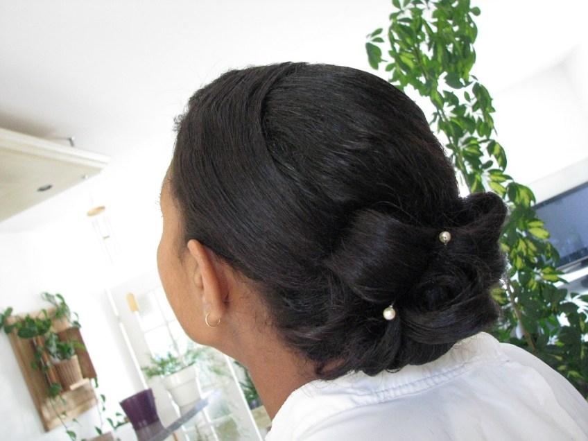 chignon tina florence coiffure