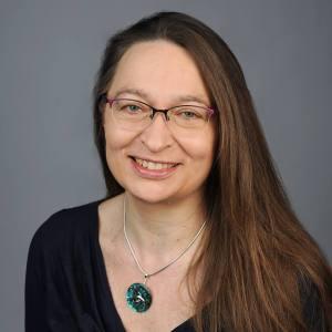Florence Zumbihl, Foto März 2018