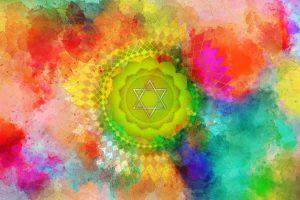 Farbenspiel Chakren Einheit