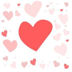 2. Advent - DU BIST - heart 3097905 300x300