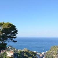 Taormina I Sycylia