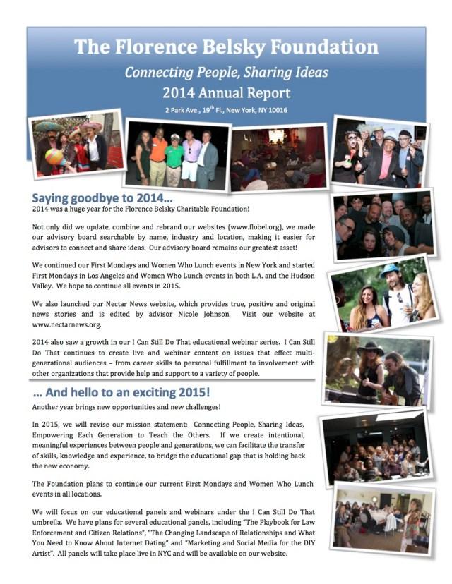 final 2014 Annual Report1