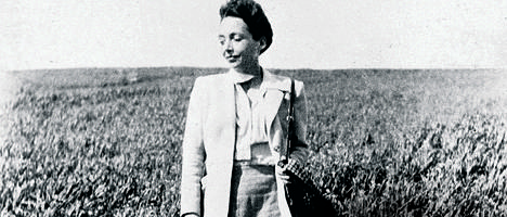 Marguerite Duras family album